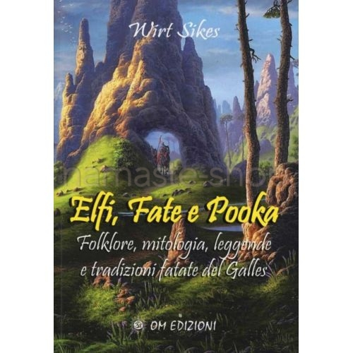 Elfi, Fate e Pooka - LIBRO