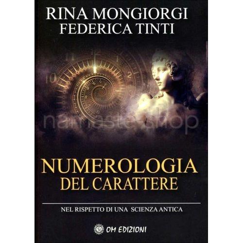 Numerologia del Carattere - LIBRO