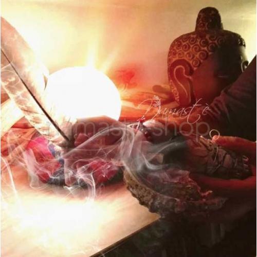PIUMA sciamanica - Ventaglio per incenso