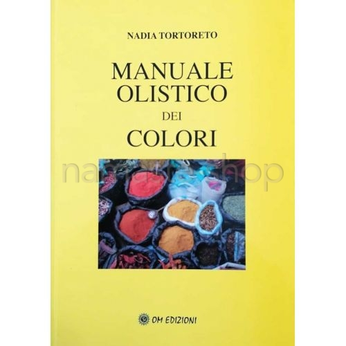 Manuale Olistico dei Colori - LIBRO