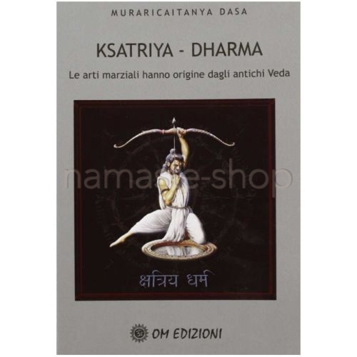 Ksatriya - Dharma - LIBRO