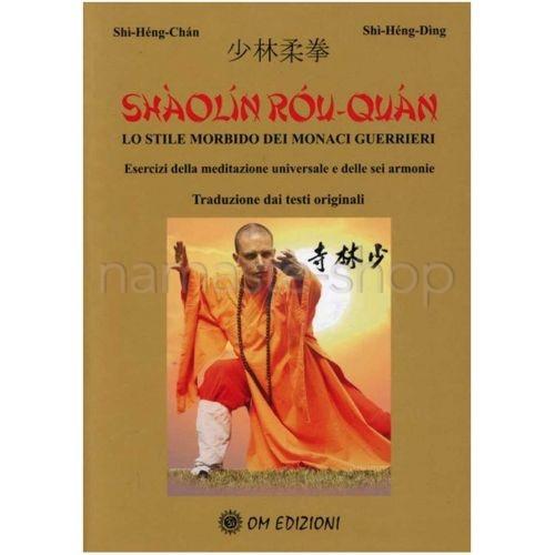Shaolin Rou-Quan - LIBRO