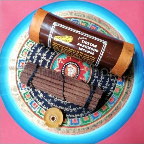 Incenso Tibetano AGARWOOD - Naturale Top Quality