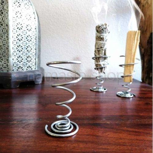 Bruciatore a Spirale - Per Smudge e Palo Santo