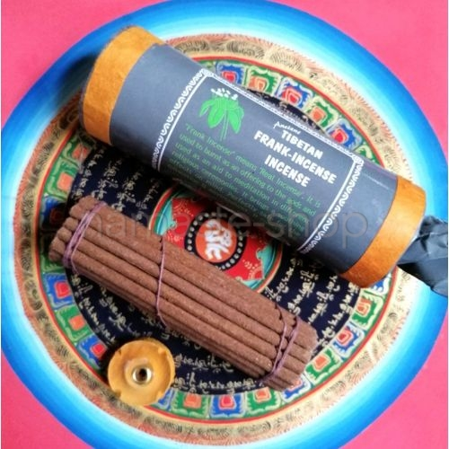 Incenso Tibetano FRANK INCENSE - Naturale Top Quality