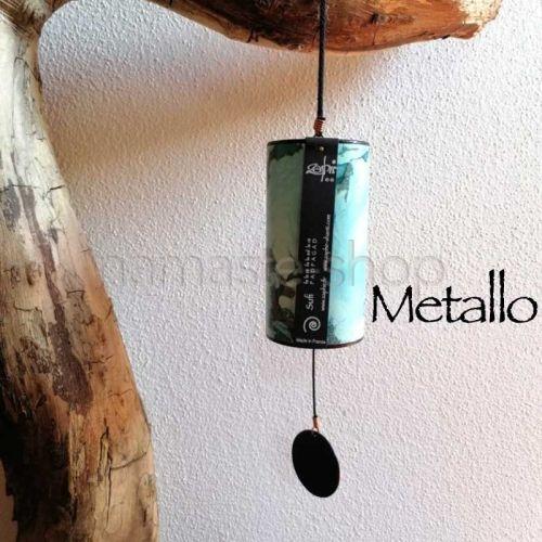 Carillon ZAPHIR Sufi - Elemento METALLO - Feng Shui Mezza Stagione