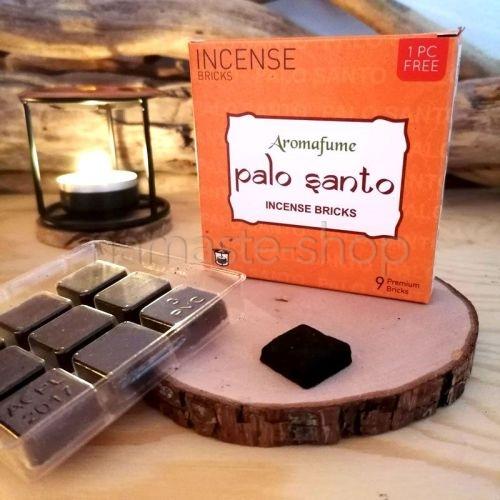 Mattoncini di Incenso PALO SANTO - Aromafume