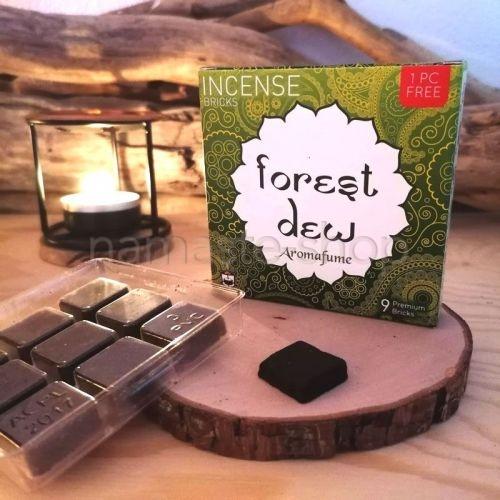 Mattoncini di Incenso FOREST DEW - Aromafume