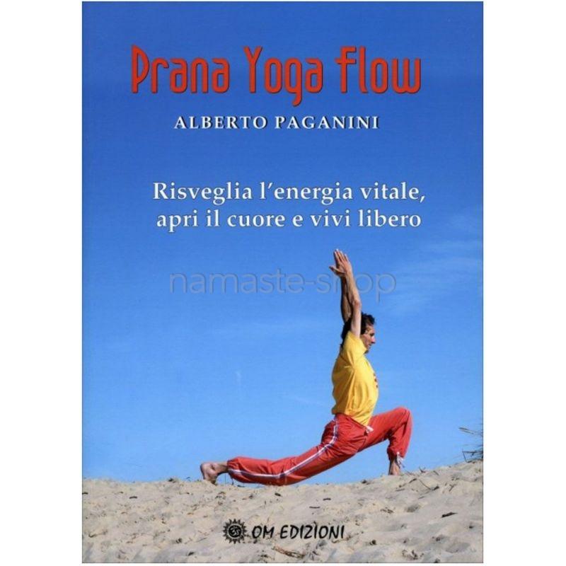 Prana Yoga Flow - LIBRO