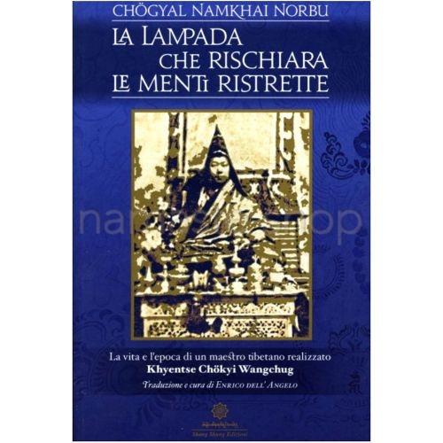La Lampada che Rischiara le Menti Ristrette - LIBRO