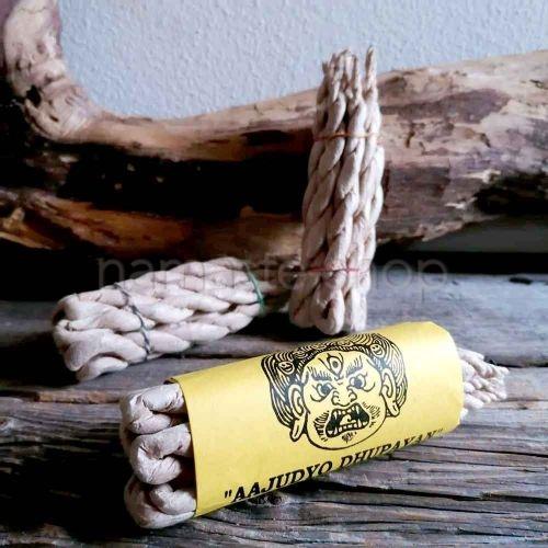 Rope - Incenso in Corda Tibetana - AAJUDYO DHUPAYAN