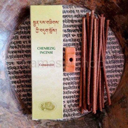 Incenso Tibetano CHENREZIG - Amore Compassionevole - Top Quality