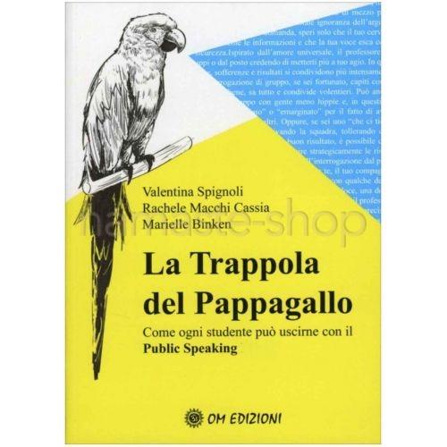 La Trappola del Pappagallo - LIBRO