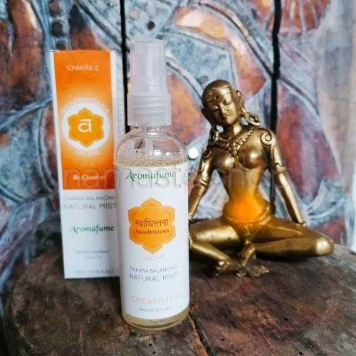 Spray Secondo Chakra -  Swadhistana - Acqua Energetica per Ambiente
