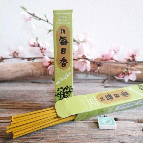 Incenso Giapponese PINO - Morning Star - Alta Qualità