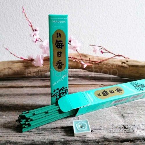 Incenso Giapponese GARDENIA - Morning Star - Alta Qualità