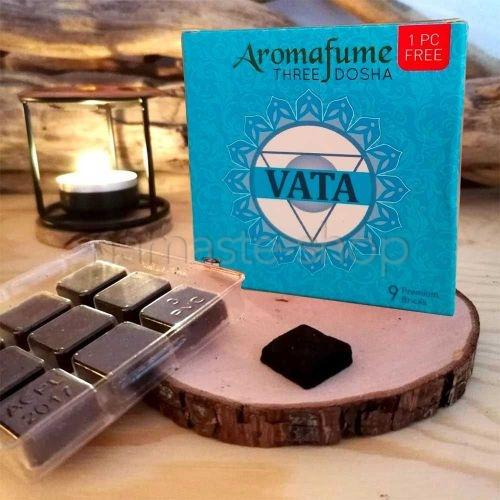 Mattoncini di Incenso VATA Dosha - Aromafume