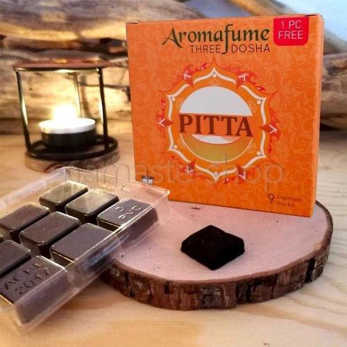 Mattoncini di Incenso PITTA Dosha - Aromafume