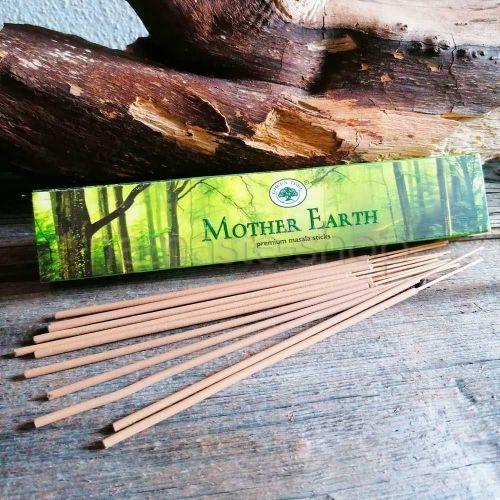 Incenso Premium Masala MADRE TERRA (Mother Earth) - Green Tree