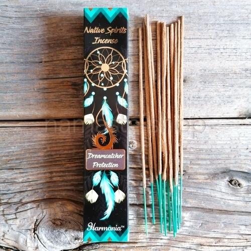 Incenso ACCHIAPPASOGNI Dream Catcher - Native Spirits - Goloka