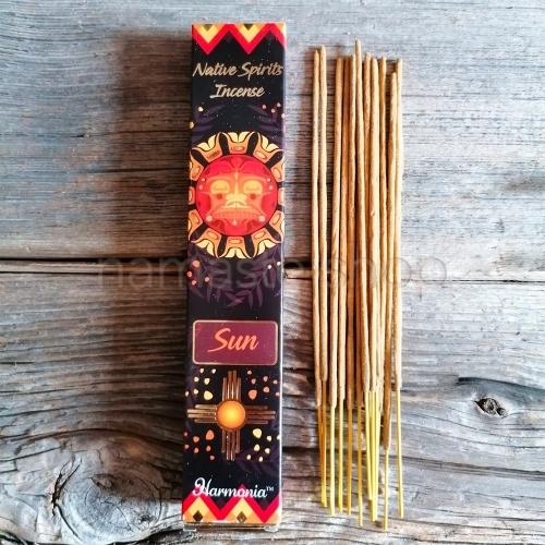 Incenso SOLE - Sun Native Spirits - Goloka