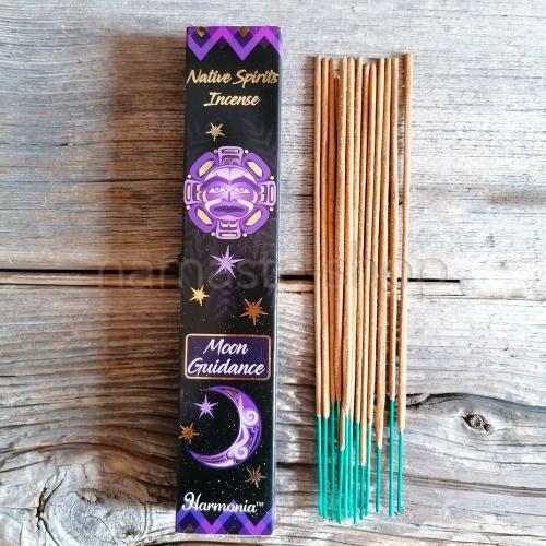 Incenso LUNA - Moon Guidance Native Spirits - Goloka