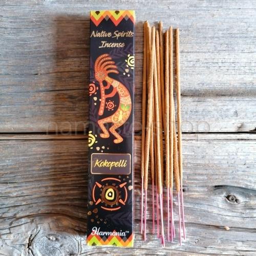 Incenso KOKOPELLI - Native Spirits - Goloka