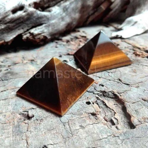 Piramide di Occhio di Tigre 3cm