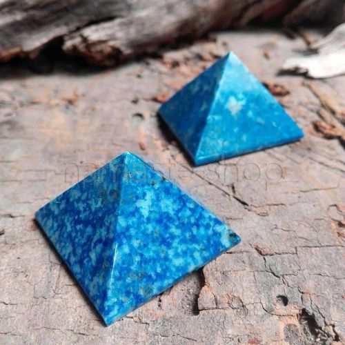Piramide di Lapislazzuli 3cm