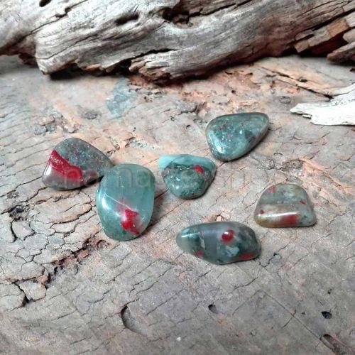 Bloodstone Eliotropio o Pietra del Sangue