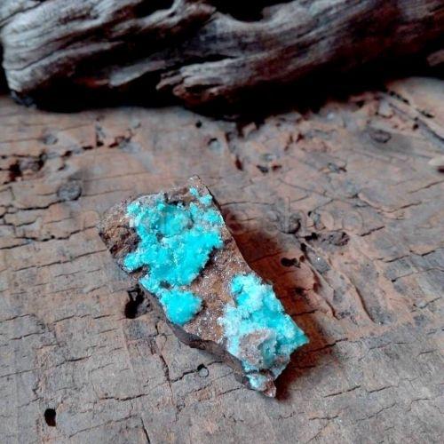 Auricalcite grezza del Nevada - cod.AU05