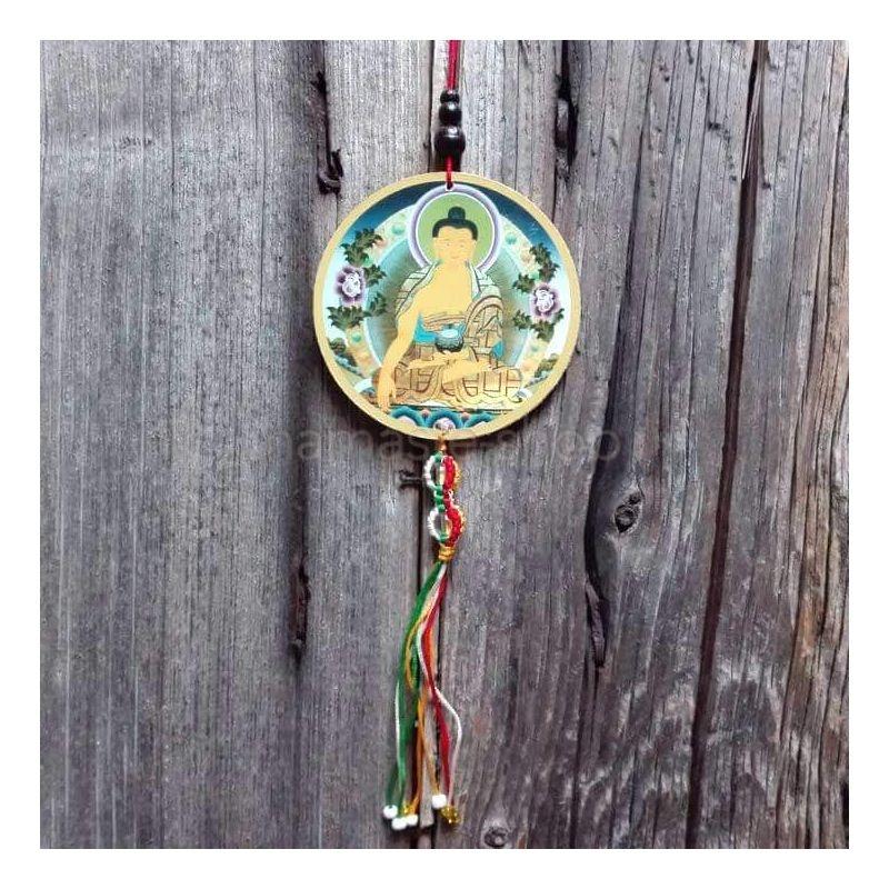 Shakyamuni BUDDHA DELL'ILLUMINAZIONE- Protezione della casa