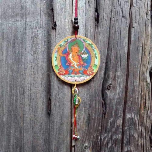 Manjushri BODHISATTVA DELLA SAGGEZZA - Protezione della casa