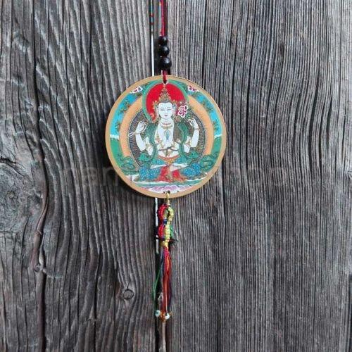 Avalokitesvara BUDDHA DELLA COMPASSIONE - Protezione della casa