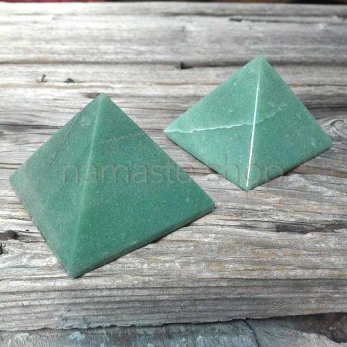 Piramide di Avventurina Verde - 5,8cm